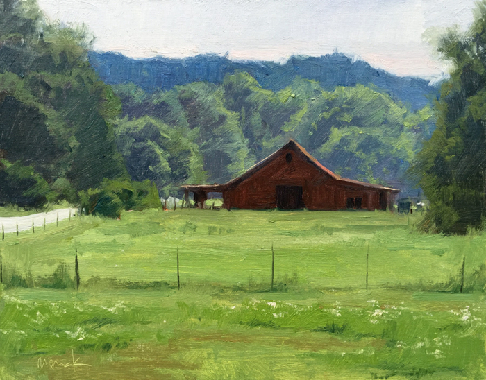 SOLD - Hickman County Farm, 14x18