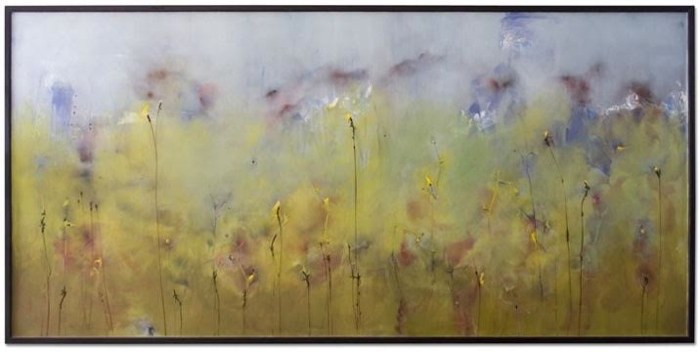 SOLD - Radcliffe, 36x76 encaustic
