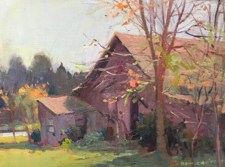 """On the Porch"""" Sale with the Plein Air Painters of the"""