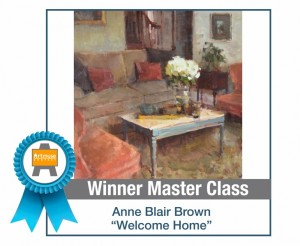 Master Award Graphic