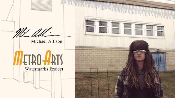 Michael Allison And The Watermarks Public Art Installations Update