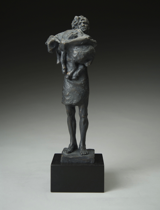 "Sacrifice • 16""  Bronze, Ltd. Ed. of 25"