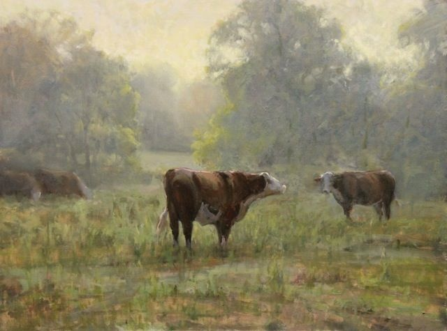 "Roger Dale Brown ""Spring Morning"""